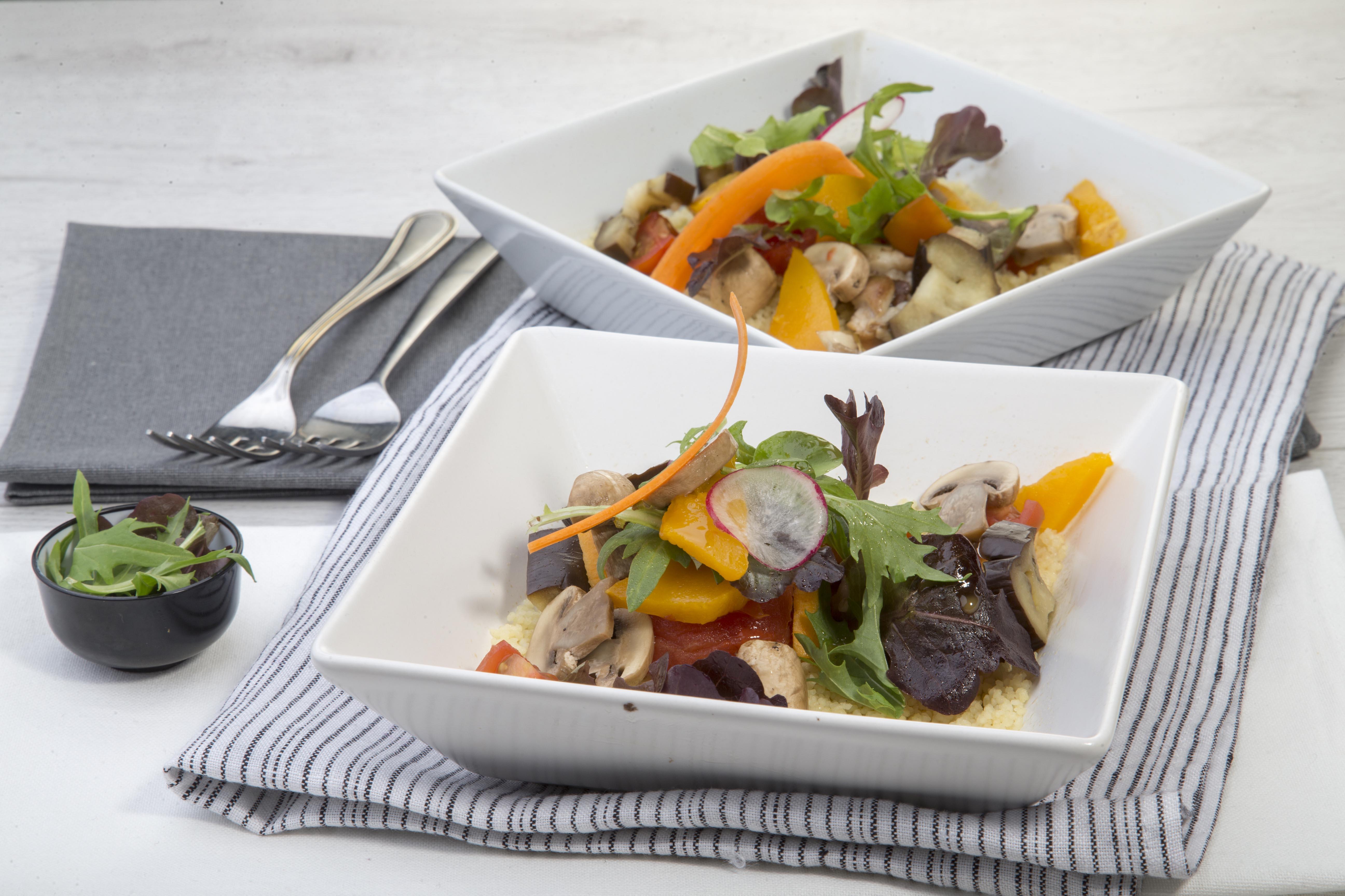ensalada mzclum intensa de verduras para