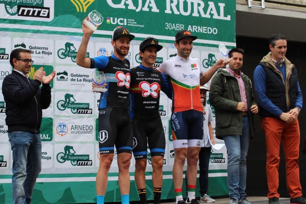 Coloma y Goulao dominan el Superprestigio en Arnedo
