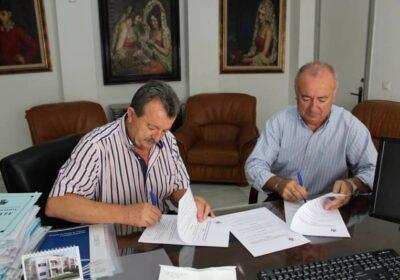 RSC Firma del convenio
