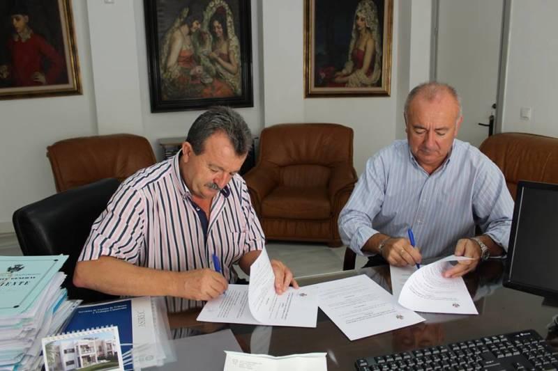 RSC-Convenio de promocion con Cuevas de Almanzora y Pulpi