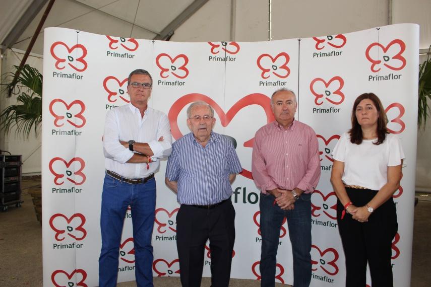 Primaflor celebra su 40 Aniversario