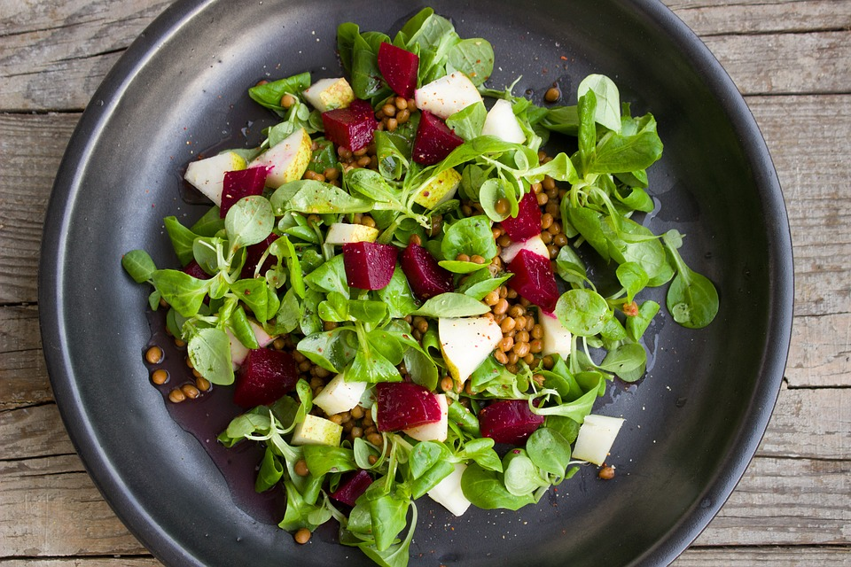 ¿Cómo preparar la ensalada perfecta? Trucos y consejos