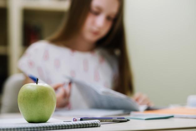 La importancia de una buena alimentación en época de exámenes