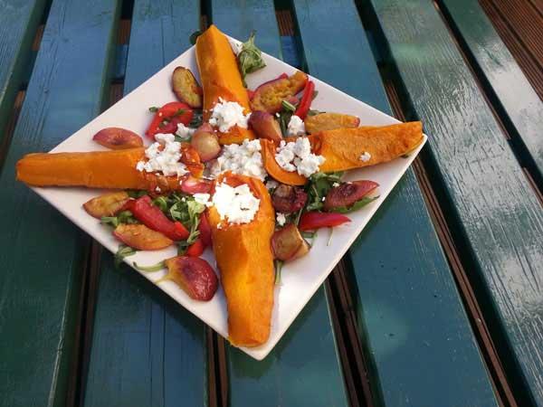 3 ensaladas de otoño deliciosas