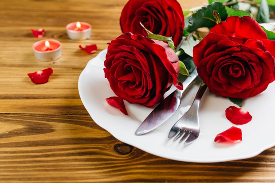 Recetas saludables para San Valentín