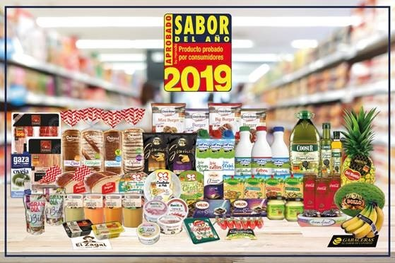 Tres productos primaflor reconocidos como sabor del año por los consumidores