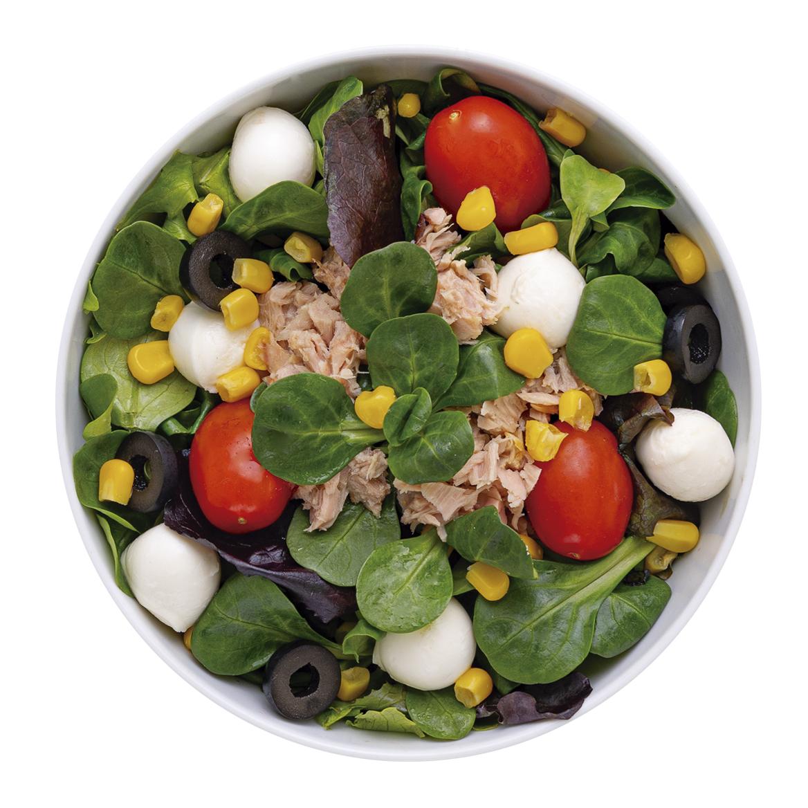 bowl ensalada capri mimaflor