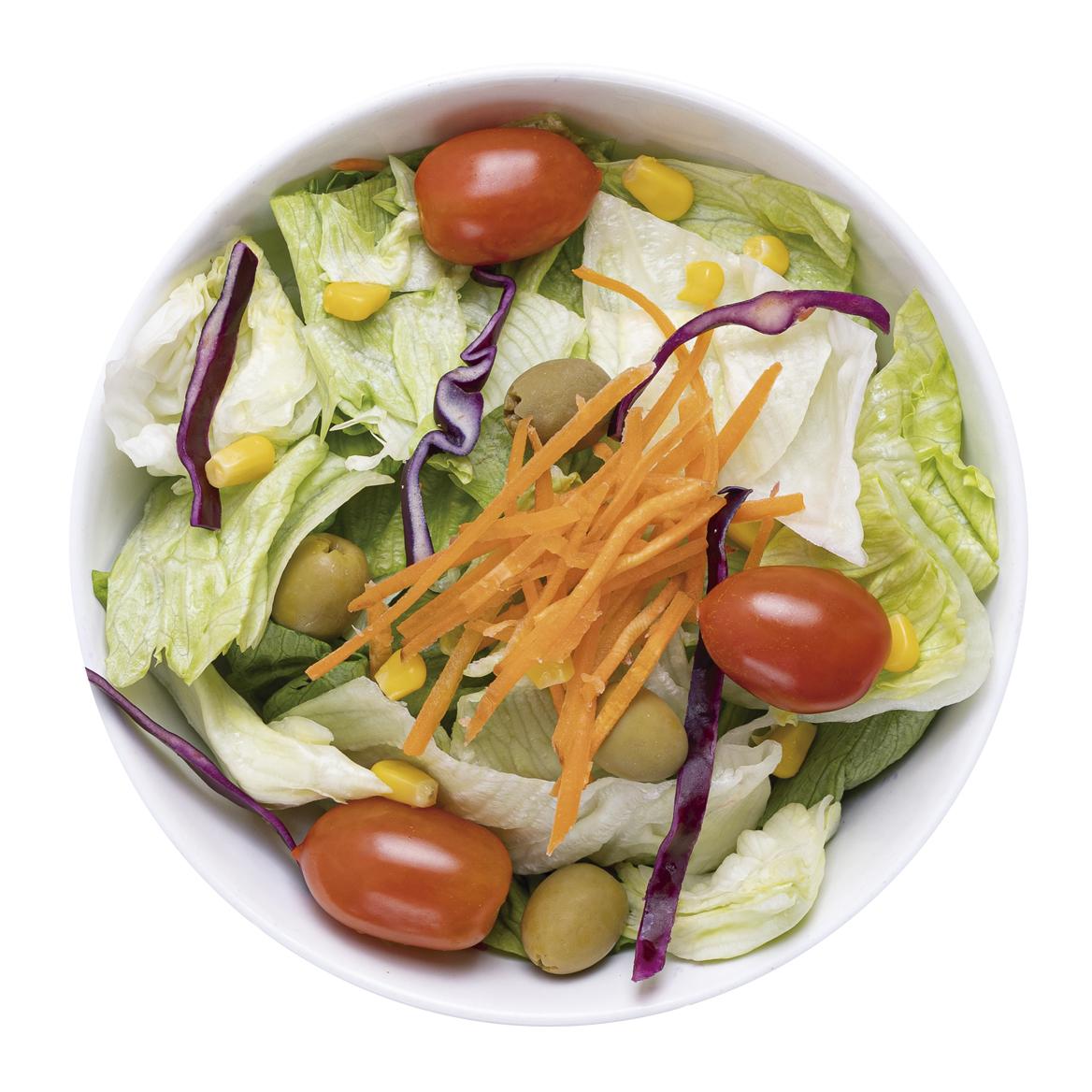 bowl ensalada familiar del huerto mimaflor