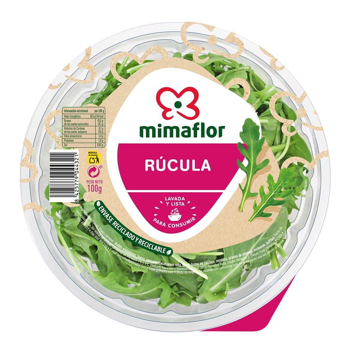 bowl rucula mimaflor 100 g