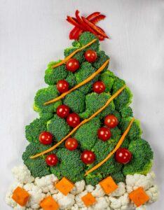Brocoli navideño