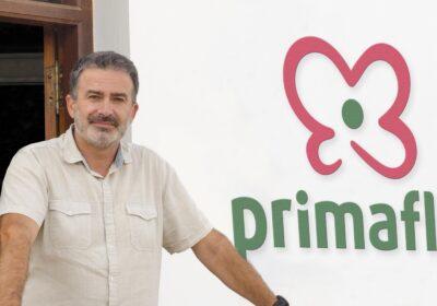 CARLOS OLMOS DIRECTOR COMERCIAL PRIMAFLOR